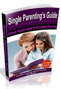 Single Parent ecover