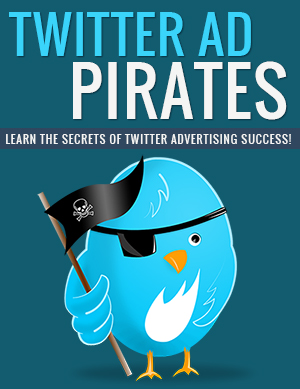 Twitter Ads Pirate cover